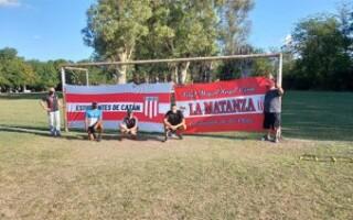 Acuerdo entre la filial matancera de Estudiantes de La Plata y Estudiantes de González Catán
