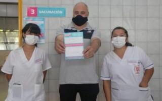 Provincia acelera la vacunación contra el COVID-19: tiene previsto inocular a 144.000 personas en cuatro días