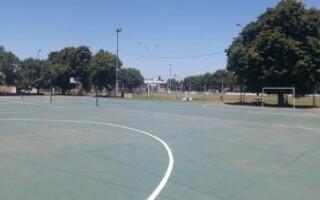 El Parque Alem propone distintas actividades deportivas