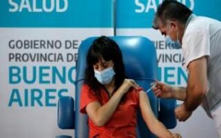 """""""El 98 por ciento del personal sanitario bonaerense ya está vacunado"""", aseguran desde el Ministerio de Salud provincial"""
