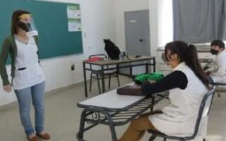 """Romina Del Plá: """"La situación actual hace cuestionar la presencialidad en las escuelas"""""""