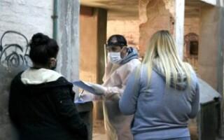 Récord de contagios en las últimas 24 horas: se confirmaron más de 20.000 nuevos casos de COVID-19 en el país