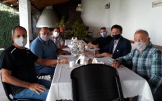 Robos en locales: ante una nueva escalada de ilícitos, autoridades policiales se reunieron con comerciantes de San Justo
