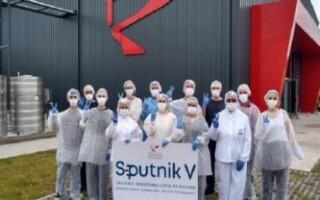 Anunciaron que un laboratorio en Argentina comenzó la producción local de la vacuna Sputnik V