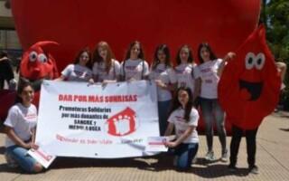 Invitan a una nueva campaña de donación de sangre en Rafael Castillo