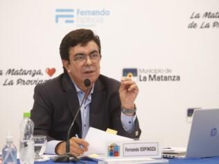 """Fernando Espinoza: """"Convocamos a todos los sectores para debatir y tomar decisiones"""""""