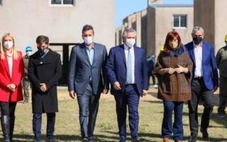 """Fernando Espinoza: """"Para nosotros construir viviendas representa hacer realidad los sueños de muchas familias argentinas"""""""