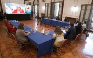 """Fernando Espinoza: """"Es un orgullo que La Matanza esté a la vanguardia con acciones que dan prioridad a la igualdad de género"""""""
