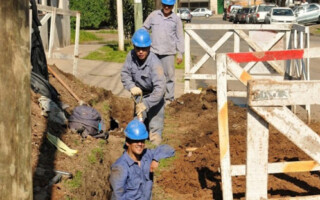 Reducción de la calle Cangallo por obras públicas