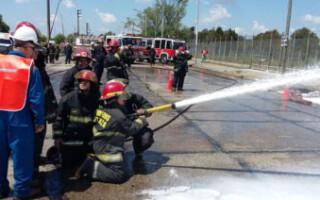 """""""Lo mejor que le puede pasar a un bombero es rescatar a una persona"""", destacan"""