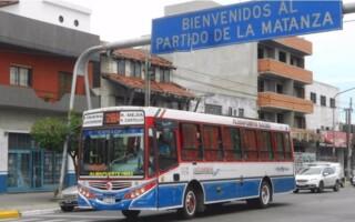 Provincia: ratificaron que el transporte público debe contar con cámaras de seguridad