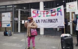 El SUTEBA local anunció un paro por 48 horas