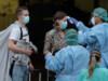 Informaron 27.260 nuevos contagios y 589 muertes en las últimas 24 horas