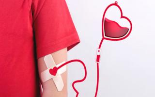 Convocan a una nueva campaña de donación de sangre en Rafael Castillo