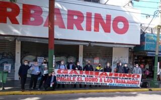 """""""No sabemos qué van a hacer con nosotros"""": la desesperación de los trabajadores de Garbarino"""