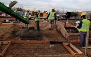 Avanzan las obras de mejora y mantenimiento en la Línea Belgrano Sur