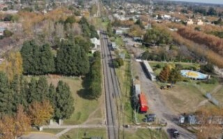 Comienza la renovación total del tren Sarmiento entre Marcos Paz-Las Heras y Merlo-Lobos
