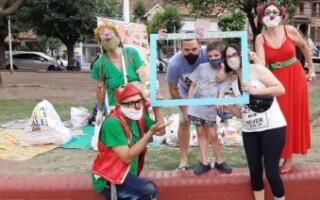 Organizan una colecta solidaria para merenderos del Distrito
