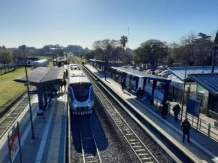 Realizaron el «viaje inaugural» del recorrido de la Línea Belgrano Sur del Ramal González Catán-Marcos Paz
