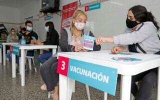 Sumarán postas itinerantes de vacunación anti COVID-19 en dos localidades matanceras