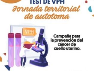 En agosto continúan las Jornadas de Autotoma del Test de VPH