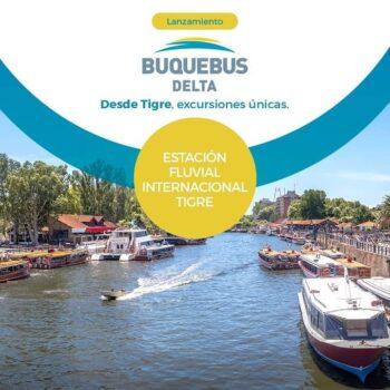 Lanzamiento Buquebus Delta