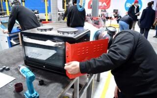 Millonaria inversión en una pyme de elctrodomésticos de La Matanza, que ya emplea 260 personas