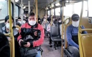 Ampliaron el cupo de pasajeros que pueden viajar en colectivos, trenes y subtes