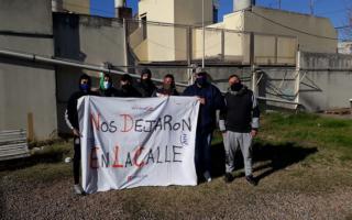 Lomas del Mirador: los trabajadores de SwissJust llevaron adelante la cuarta huelga de hambre