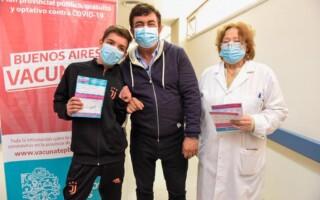 """Fernando Espinoza: """"Una Argentina vacunada es la esperanza de volver a tener un futuro digno"""""""