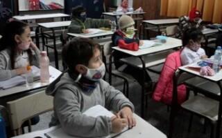 Provincia ratificó las medidas para ampliar la presencialidad en las escuelas