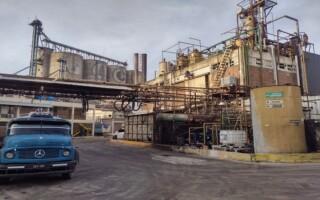 Reducen la contaminación en una aceitera de Villa Madero