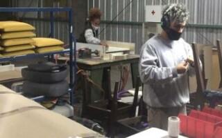 """""""La industria está produciendo cuatro por ciento más que antes de la pandemia"""", afirmó Kulfas"""
