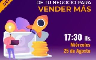 Seminario Gratuito «Como manejar las Redes Sociales de tu negocio para vender mas»