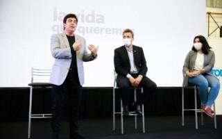Fernando Espinoza: «El Frente de Todos de La Matanza tiene la lista con más jóvenes de toda la Argentina»
