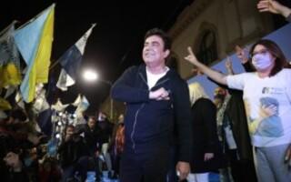 """Fernando Espinoza: """"Muchas gracias por siempre al pueblo de La Matanza"""""""