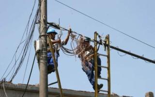 ¿Guerra entre empresas? El robo de cables golpea a Telefónica y la obliga a retirarse de barrios del oeste