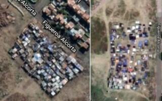 San Justo: a un año de la toma del predio lindero al Club Liniers, los vecinos exigen el desalojo