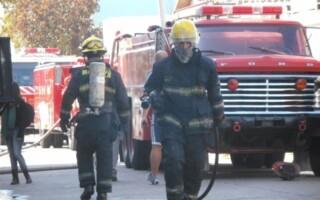 Gustavo Cid habló sobre el presente de los bomberos voluntarios de La Matanza