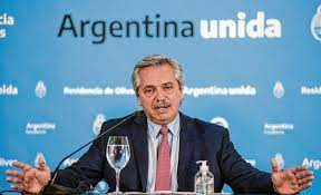 """Alberto Fernández: """"No es este el tiempo de plantear disputas que nos desvíen del camino"""""""