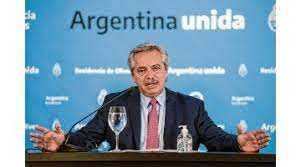 """""""Voy a ordenar el gabinete y terminar con esta discusión"""", dijo el Presidente tras la carta de Cristina"""