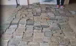 Robaron más de 200 placas de bronce del cementerio judío de La Tablada