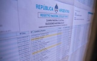 """""""Es importante buscarse en el padrón"""" y otros consejos de la Cámara Electoral ante las elecciones en pandemia"""