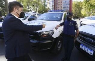 Kicillof anunció un aumento salarial para la Policía y busca desactivar protestas