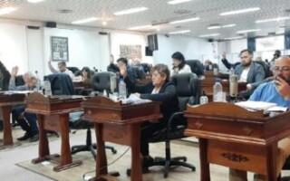 El HCD volvió a sesionar con regreso pleno a la presencialidad después de dos meses