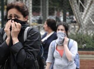 """«Olor nauseabundo» en Casanova: AySA informó que """"no tiene relación alguna ni afecta al servicio de agua corriente"""""""