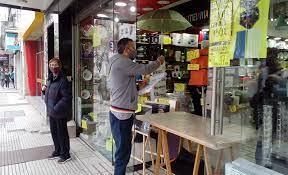 """Virrey del Pino: """"Seguimos sin recuperarnos de los efectos de la pandemia"""", señalan los comerciantes"""