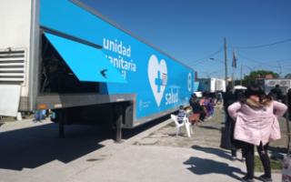 Ciudad Evita: llevaron adelante un operativo preventivo y de búsqueda de tuberculosis